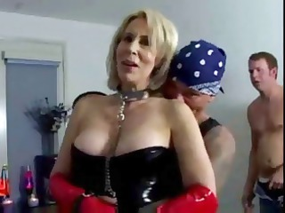 Fetish Latex Mature Old And Young
