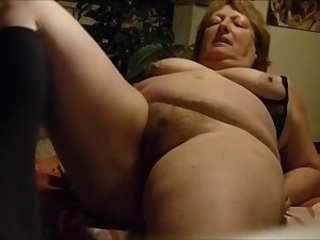 Amateur  Hairy Homemade
