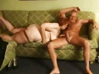 Amateur  Blowjob Homemade Older Stockings Wife