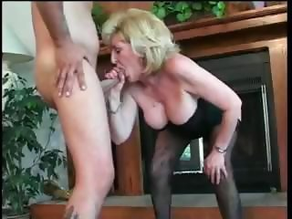 Big Cock Big Tits Blowjob Natural Old And Young Stockings