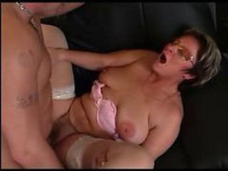 Big Tits Chubby Glasses Hardcore Natural  Stockings