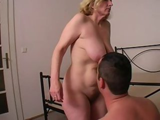 Chubby Mature Mom Old And Young