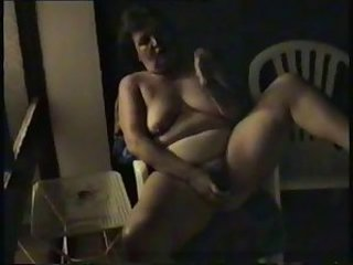 Amateur Chubby Homemade Masturbating  Solo