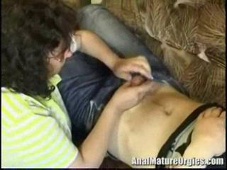 Amateur Handjob Mom Old And Young Small Cock