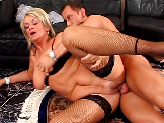 Hardcore Old And Young Pornstar Stockings