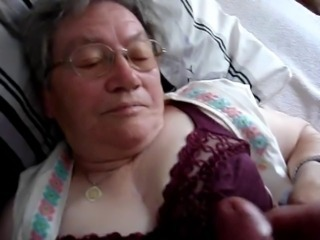 Amateur Cumshot European German Glasses Homemade Lingerie