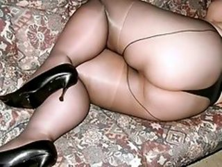Amateur Ass  Pantyhose