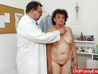 Big Tits Chubby Doctor Hairy Natural Older
