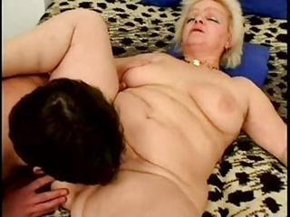 Blonde Chubby Licking Mom Old And Young Russian