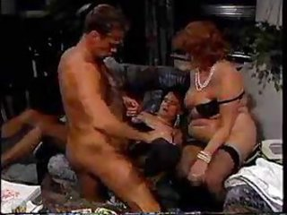 Groupsex Hardcore Old And Young Stockings Vintage