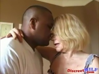 Blonde Interracial Old And Young