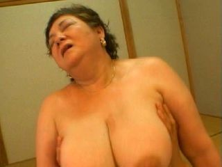 Asian  Big Tits Japanese Mom Natural Old And Young Riding