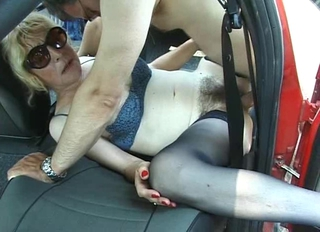 Amateur Car European Hairy Hardcore Italian Stockings
