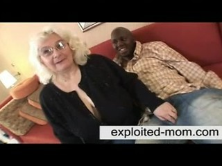 Big Tits Glasses Interracial Old And Young