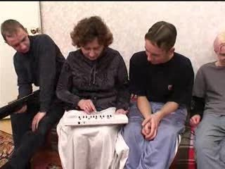 Amateur Family Gangbang Mom Old And Young Russian