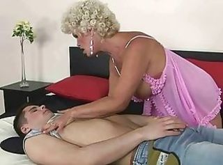 Lingerie Mom Old And Young Pornstar