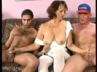 European German Groupsex Handjob Mature Old And Young