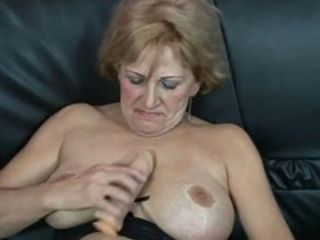 Big Tits Dildo Toy