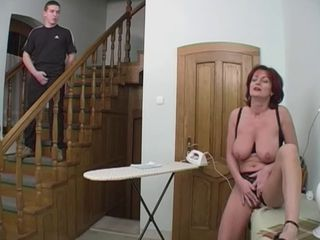 Big Tits Masturbating Mom Natural Old And Young Redhead Voyeur