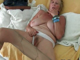 Big Tits Masturbating Natural Pantyhose