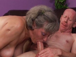 Blowjob Older Wife