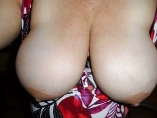 Big Tits Close up Mature