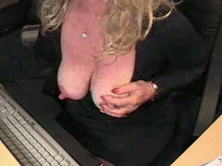 Big Tits European Mature