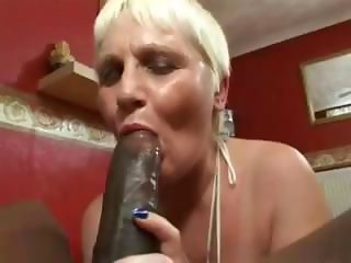 Big Cock Blowjob Interracial