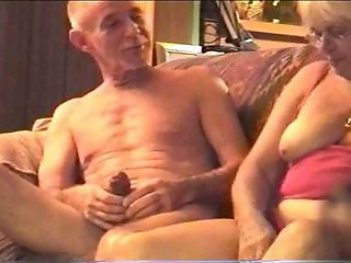 Amateur Glasses Homemade Older  Small Cock Wife