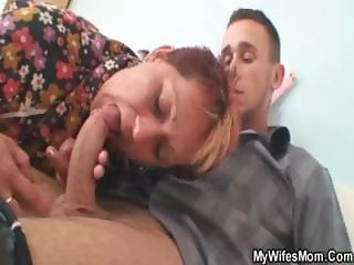Big Cock Blowjob Clothed Mom Old And Young