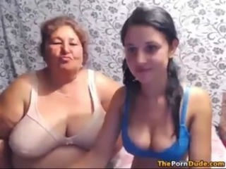 Lesbian Old And Young  Webcam