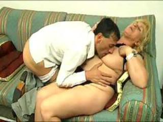 Blonde Licking Mom Nipples Old And Young