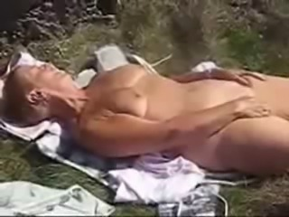 Amateur Nudist Orgasm Outdoor Vintage