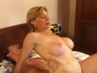 Anal Big Tits Blonde European Mature Riding