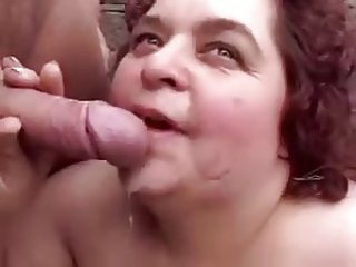 Blowjob Farm Outdoor