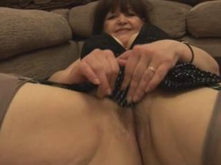 Close up Masturbating Pussy