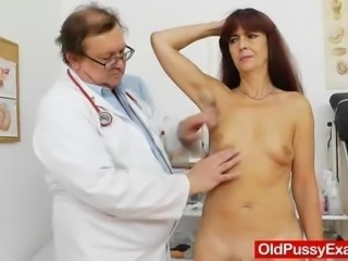 Doctor Older Skinny Small Tits
