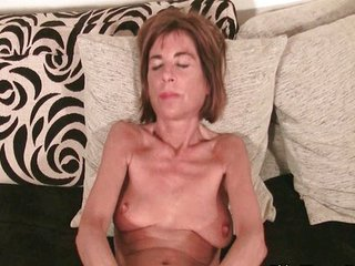 Masturbating Skinny Small Tits