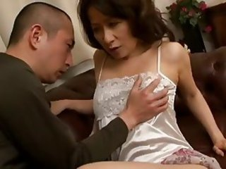 Asian Japanese Lingerie Mature Mom Old And Young