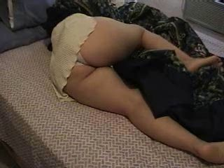 Amateur Ass Chubby Mature Sleeping