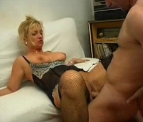 Anal European Mature Stockings