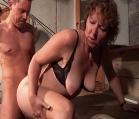 European German Mature Mom Wife