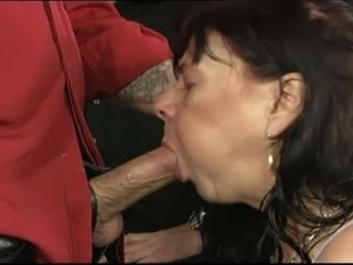 Blowjob Deepthroat European Facial Mature