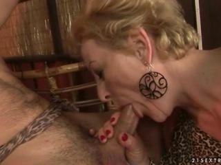 Blowjob European Facial Hardcore Mature