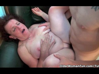 Chubby Hardcore Mom Old And Young Shaved