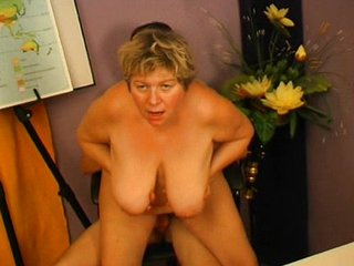 Big Tits Mom Natural Old And Young Riding  Teacher