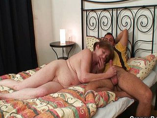 Handjob Mom Old And Young