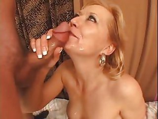 Big Cock Cumshot Old And Young Swallow