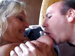 Amateur Licking Nipples