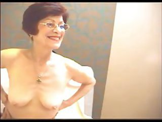 Glasses Skinny Small Tits Solo Webcam